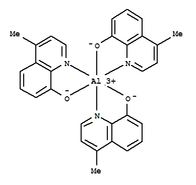 Tris4 Methyl 8 Hydroxy QuinolineAluminum Al4