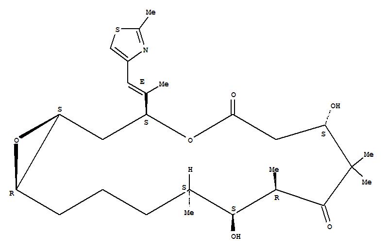 Epothilone A(152044-53-6)