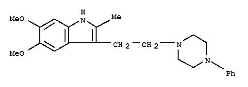 Molecular Structure of 153-87-7 (EQUIPERTINE)