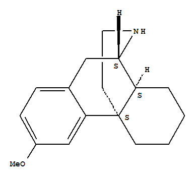 CAS NO:1531-23-3 Morphinan, 3-methoxy-,(9a,13a,14a)-
