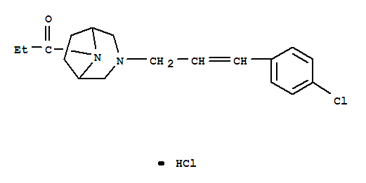 1640-69-3 Structure