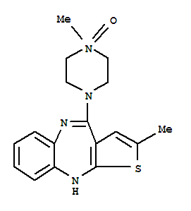 Olanzapine N-Oxide
