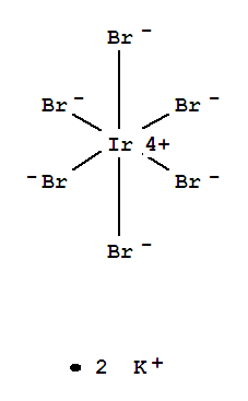 Dipotassium hexabromoiridate(19121-78-9)