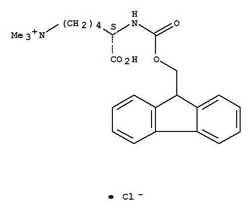Fmoc-N',N',N'-trimethyl-L-lysine chloride