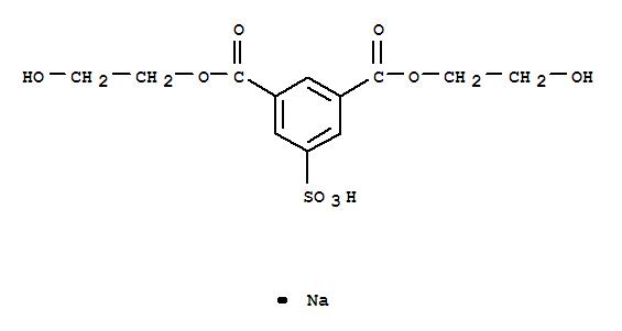 1,3-Benzenedicarboxylicacid, 5-sulfo-, 1,3-bis(2-hydroxyethyl) ester, sodium salt (1:1)(24019-46-3)