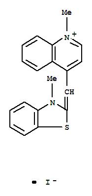 CAS No.24147-36-2,Quinolinium,1-methyl-4-[(3-methyl-2(3H ...