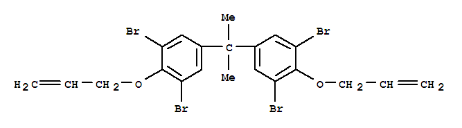 High quality Tetrabromobisphenol A Bis supplier in China