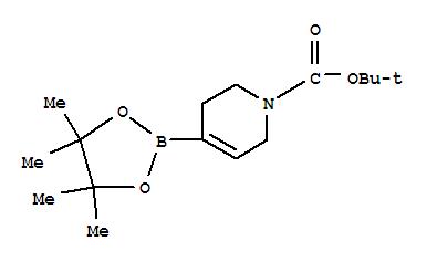 1-Boc-4-(4,4,5,5-tetramethyl-[1,3,2]dioxaborolan-2-yl)-3,6-dihydro-2H-pyridine(286961-14-6)