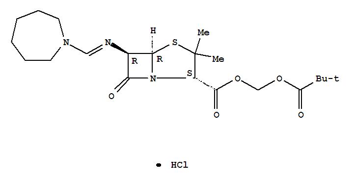PIVMECILLINAM HCL