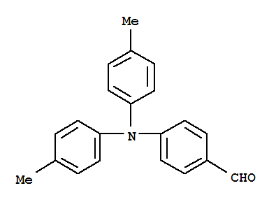 High quality 4-Di-P-Tolylamino-Benzaldehyde supplier in China