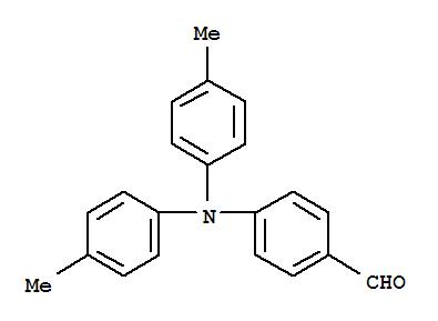 Molecular Structure of 42906-19-4 (4-Di-p-tolylamino-benzaldehyde)