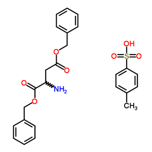 [1,4-dioxo-1,4-bis(phenylmethoxy)butan-2-yl]azanium;4-methylbenzenesulfonate