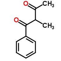 2-Methyl-1-phenylbutane-1,3-dione