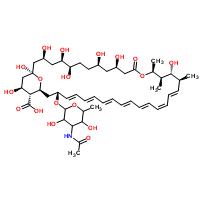 Molecular Structure of 902457-23-2 (N-Acetyl Amphotericin B)