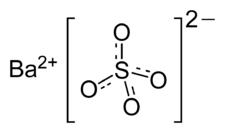 Barium sulfate(7727-43-7)