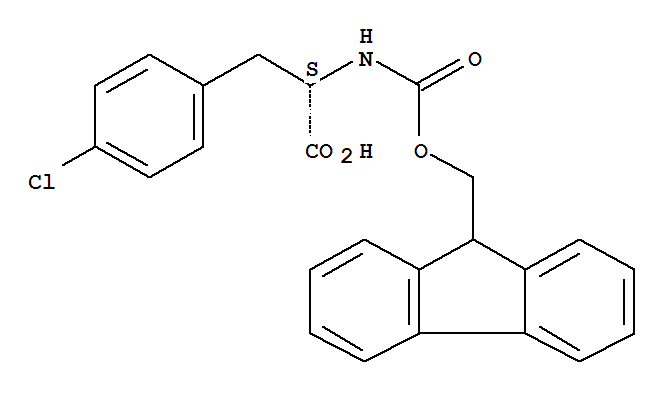 (S)-N-Fmoc-4-Chlorophenylalanine(175453-08-4)