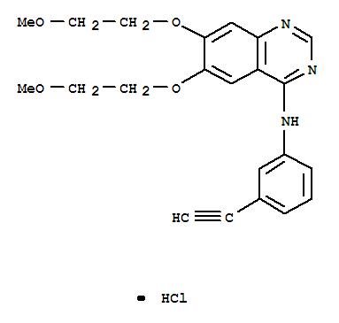 High quality Erlotinib Hydrochloride supplier in China