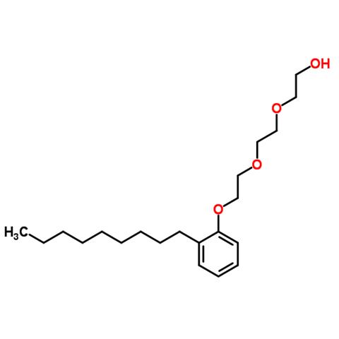 α-Nonylphenyl-ω-hydroxytris(oxyethylene)