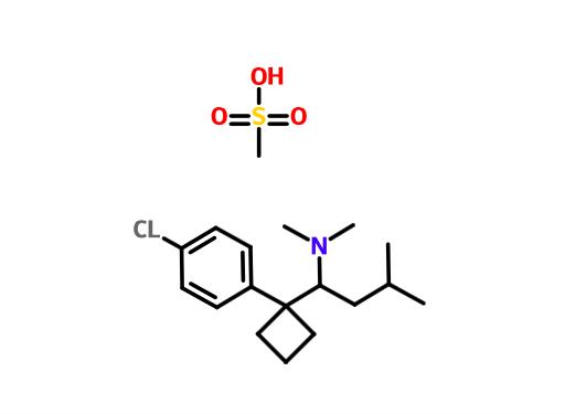 676598-10-0,sibutramine methanesulfonate,