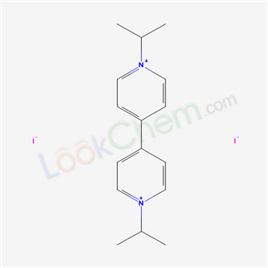 6224-47-1,1-propan-2-yl-4-(1-propan-2-ylpyridin-4-yl)pyridine diiodide,