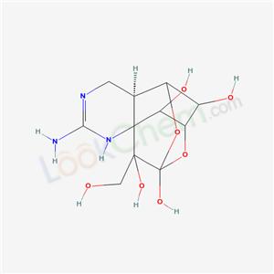 7724-41-6,Desoxytetrodotoxin,