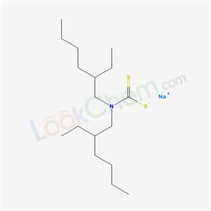 94266-20-3,sodium (bis(2-ethylhexyl)amino)methanedithioate,sodium bis(2-ethylhexyl)dithiocarbamate