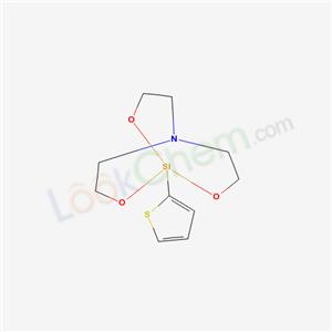 41422-87-1,1-(2-Thienyl)silatrane,