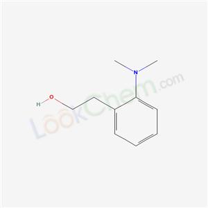 5339-27-5,2-(2-dimethylaminophenyl)ethanol,