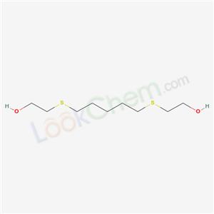 2-[5-(2-Hydroxyethylsulfanyl)pentylsulfanyl]ethanol