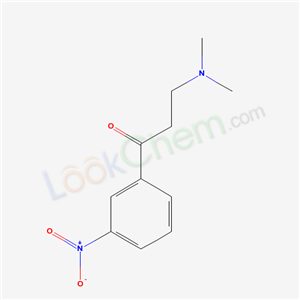 3-Dimethylamino-1-(3-nitrophenyl)propan-1-one