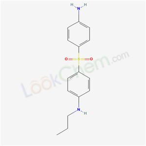 51688-27-8,4-(4-aminophenyl)sulfonyl-N-propyl-aniline,