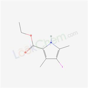 5408-08-2,ethyl 4-iodo-3,5-dimethyl-1H-pyrrole-2-carboxylate,