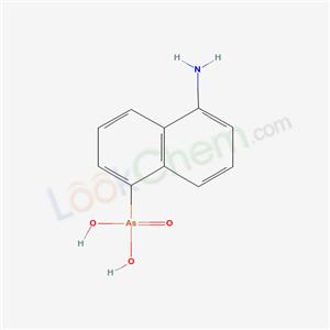 5430-38-6,(5-aminonaphthalen-1-yl)arsonic acid,