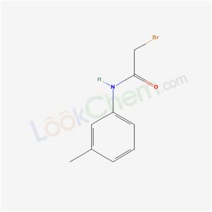 5439-17-8,2-Bromo-N-(3-methylphenyl)acetamide,Acetamide, 2-bromo-N-(3-methylphenyl)-;