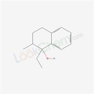 5448-23-7,1-ethyl-2-methyl-tetralin-1-ol,