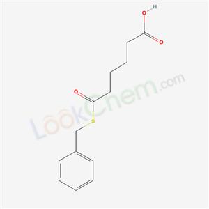 6966-13-8,5-benzylsulfanylcarbonylpentanoic acid,