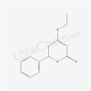 5435-93-8,4-ethoxy-6-phenyl-5,6-dihydropyran-2-one,
