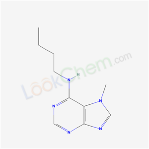 5470-50-8,N-butyl-7-methyl-purin-6-amine,