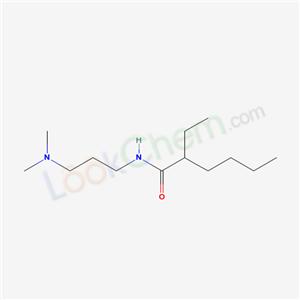 6325-18-4,N-(3-dimethylaminopropyl)-2-ethyl-hexanamide,N-(3-dimethylaminopropyl)-2-ethyl-hexanamide