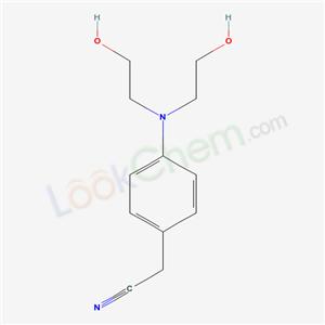 6335-57-5,2-[4-(bis(2-hydroxyethyl)amino)phenyl]acetonitrile,2-[4-(bis(2-hydroxyethyl)amino)phenyl]acetonitrile