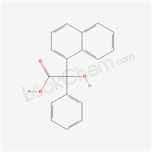 2 Hydroxy Naphthalen 1 Yl Phenyl Acetic Acid