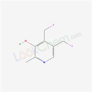 6640-26-2,4,5-Diiodopyridoxine,