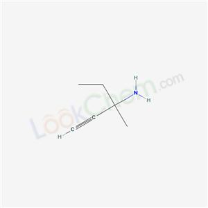 18369-96-5,3-methylpent-1-yn-3-amine,