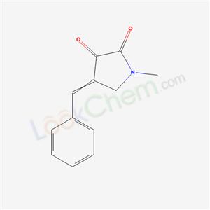 35921-36-9,4-benzylidene-1-methyl-pyrrolidine-2,3-dione,