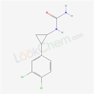 90793-41-2,[2-(3,4-dichlorophenyl)cyclopropyl]urea,