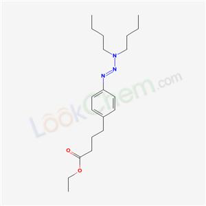 34153-46-3,ethyl 4-[4-(dibutylamino)diazenylphenyl]butanoate,