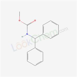 14983-80-3,methyl N-benzhydrylcarbamate,
