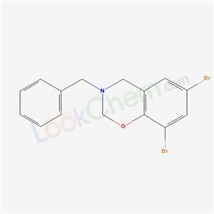 35183-53-0,8-benzyl-2,4-dibromo-10-oxa-8-azabicyclo[4.4.0]deca-2,4,11-triene,