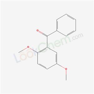 4038-13-5,(2,5-dimethoxyphenyl)-phenyl-methanone,
