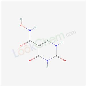 42022-47-9,N-hydroxy-2,4-dioxo-1H-pyrimidine-5-carboxamide,